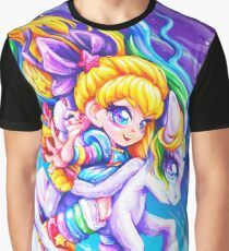 RainbowBrite & Starlite Graphic T-Shirt