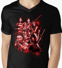 Walkers Men's V-Neck T-Shirt