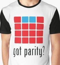 Got Parity? Graphic T-Shirt