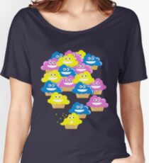 Cupcake Overload! Women's Relaxed Fit T-Shirt