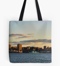 Halifax from Dartmouth Tote Bag
