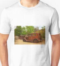 Route 66 Vintage Auto Unisex T-Shirt