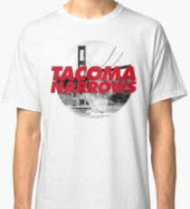 Tacoma Narrows Bridge Classic T-Shirt