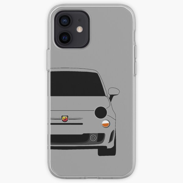 Abarth Coque souple iPhone