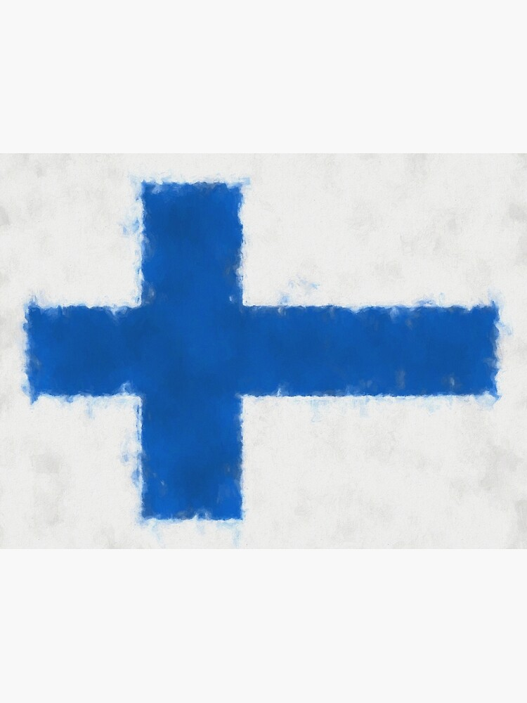 Finnish Flag No. 66, Series 5 by 8th-and-f