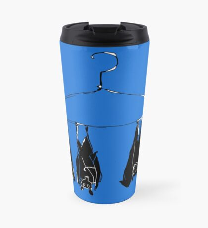 fruitbats in the closet Travel Mug