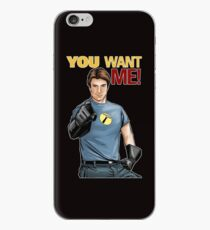 Captain Hammer - You Want Me iPhone Case