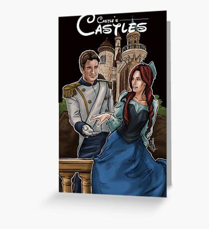 Castle's Castles Greeting Card