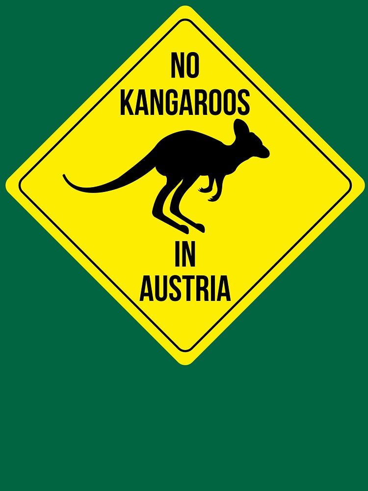 No Kangaroos in AUSTRIA by FridayFusion
