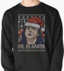 Sudadera sin capucha Oh, hola Santa