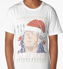 Oh Hi Santa Long T-Shirt