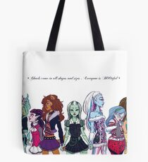 Monster High - Bootiful Ghouls Tote Bag