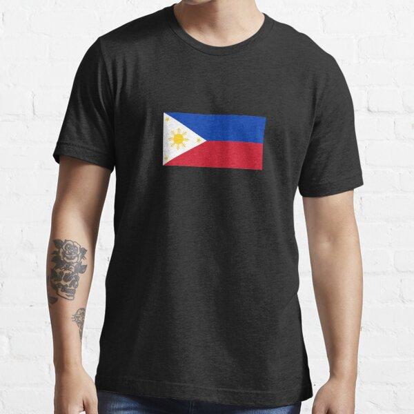 Su fuego ardiente En ti latiendo está.  Patria de amores! Del heroísmo cuna Essential T-Shirt