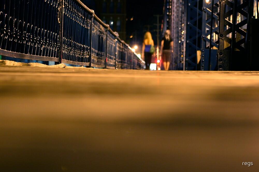 walk away by regs