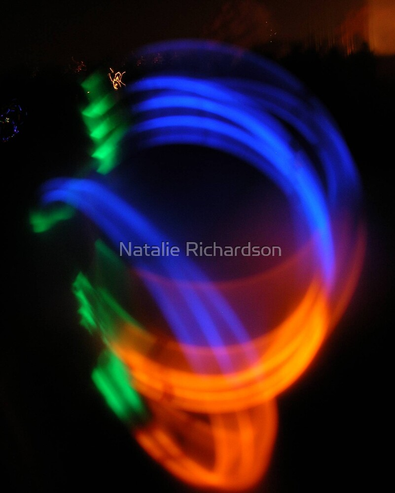Glow Ring by Natalie Richardson