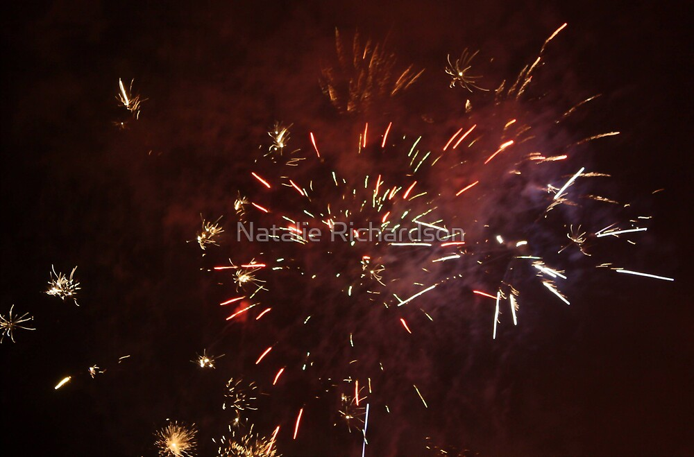 Fireworks by Natalie Richardson