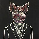 Pig Priest by Stolensouljess