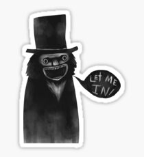 The Babadook Sticker