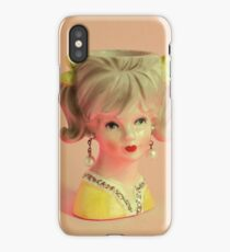 The Girl with the Pearl Earring(s) iPhone Case/Skin