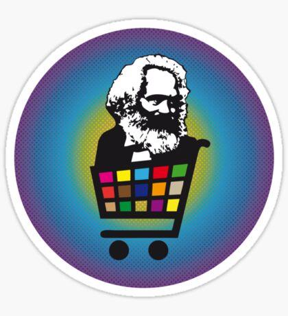 e-Marxism Sticker