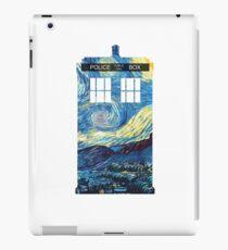 Van Gogh's TARDIS iPad Case/Skin