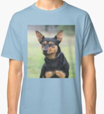 Adorable Kelpie Dog Classic T-Shirt