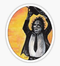 TCM Bubba Sticker