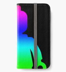 Minifig [Large Rainbow 1]  iPhone Wallet/Case/Skin