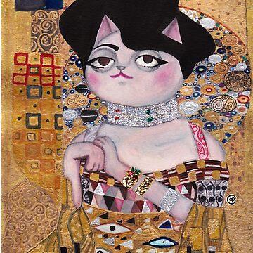 Portrait of Meow  by jrock1184