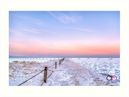 Lake Michigan by anjoaguilar