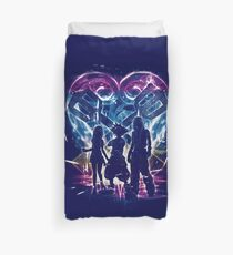 kingdom trio Duvet Cover