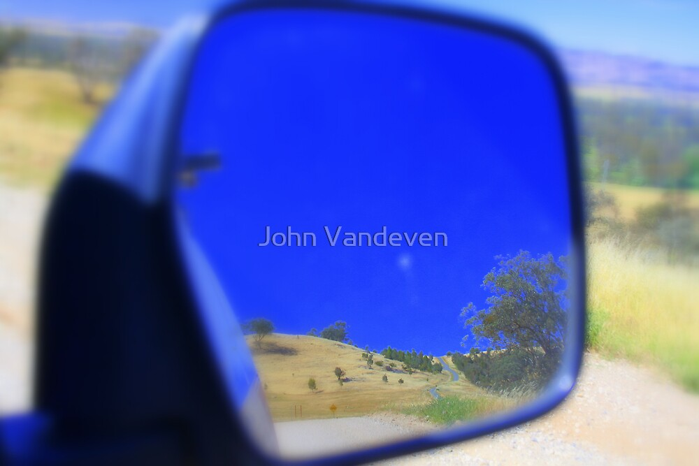 Looking Back by John Vandeven