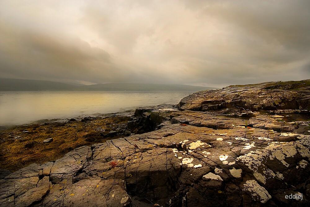 Stormy Skies - Isle of Mull by eddiej
