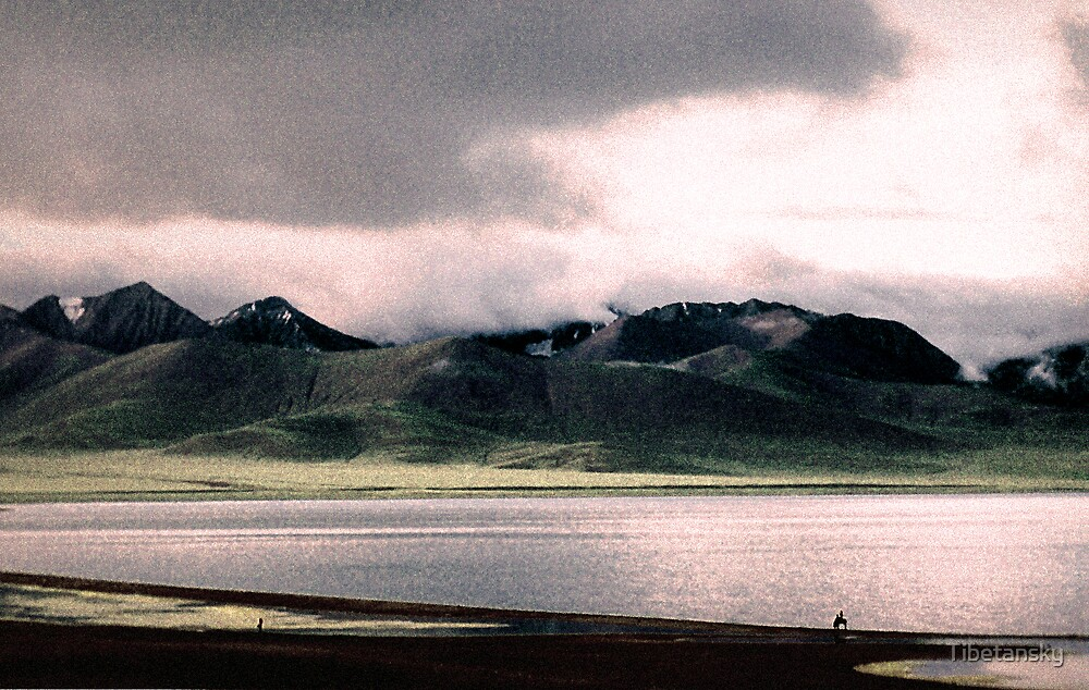 Namucuo, Tibet by Tibetansky
