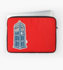 DOCTOR WHO / ANDREW BAILIE Laptop Sleeve