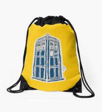 DOCTOR WHO / ANDREW BAILIE Drawstring Bag