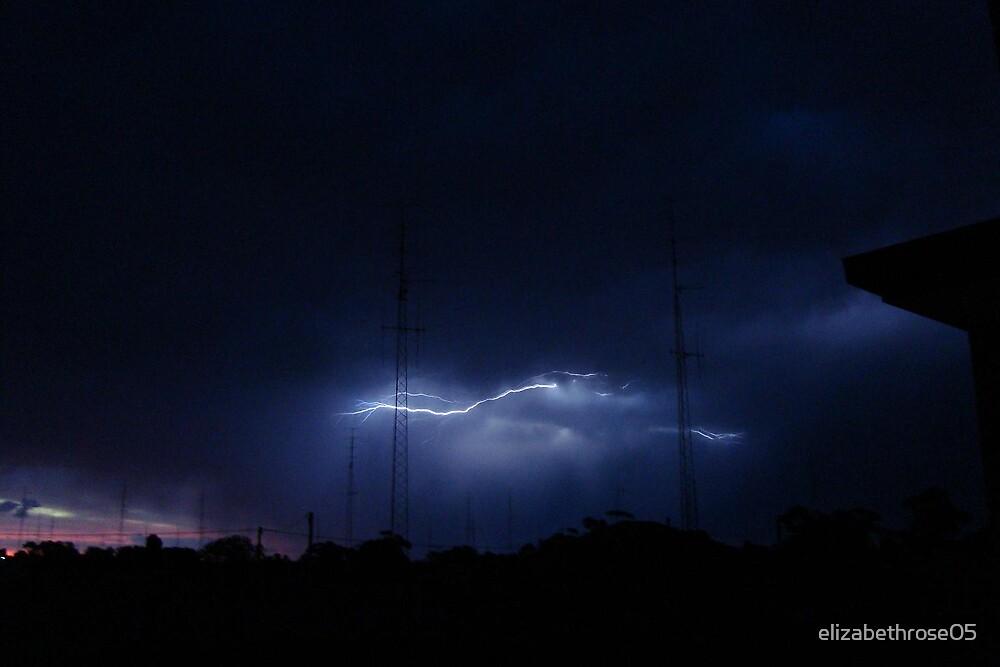 Lightning #1 by elizabethrose05