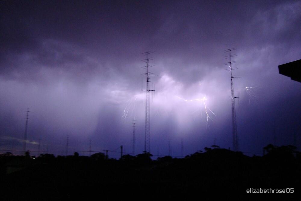 Lightning #2 by elizabethrose05