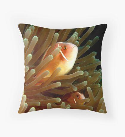 Pinky Penthouse Throw Pillow