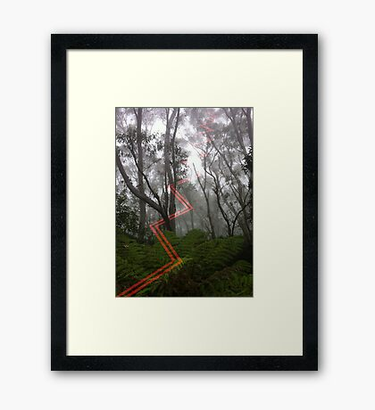 Come On Feel Framed Print