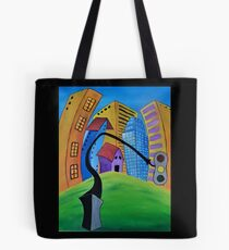 The Traffic Light Tote Bag