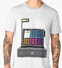 Cash register Men's Premium T-Shirt