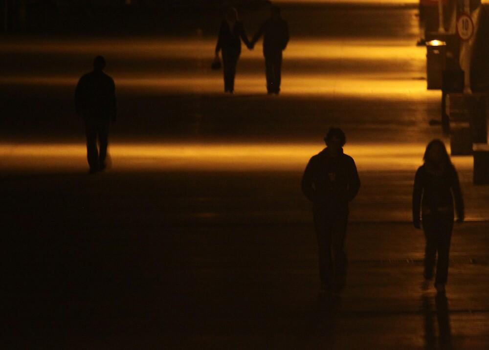 Night Walking by Steiner62