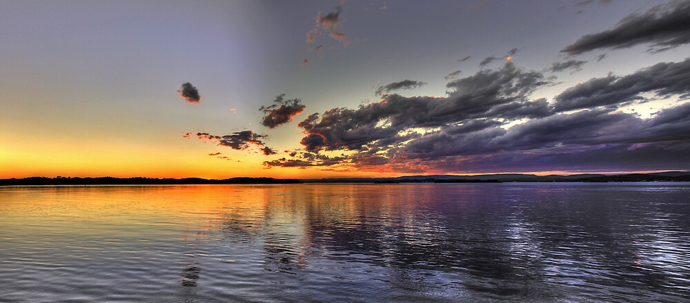 End of the day by Steve D