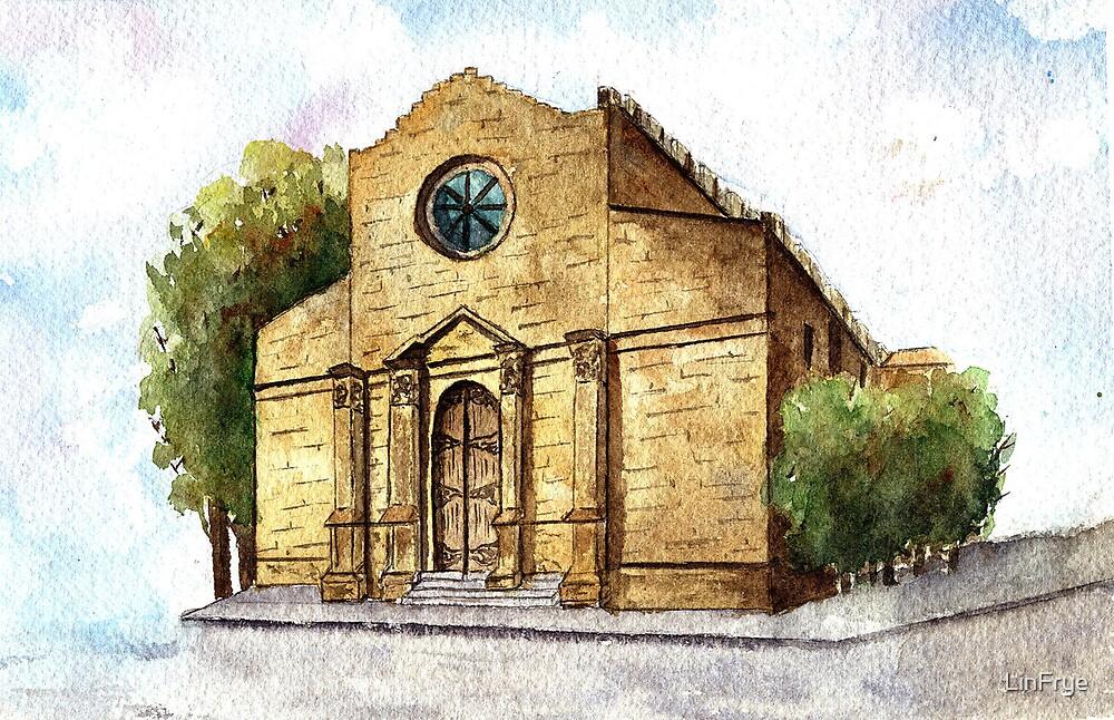 Mother Church - Castelvetrano, Sicily by LinFrye