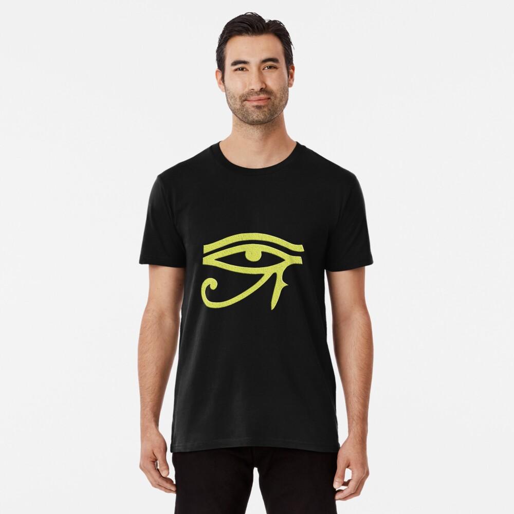 Auge von Ra Premium T-Shirt