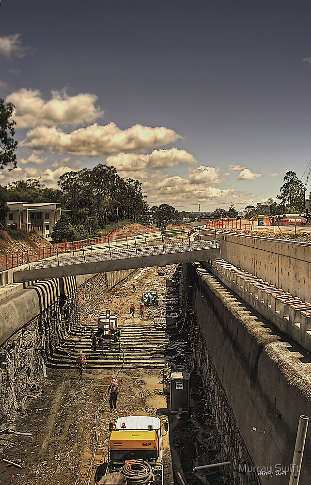 Robina tunnel, an update. by Murray Swift