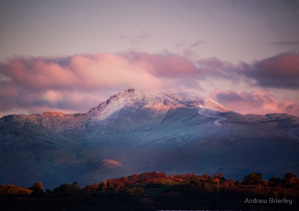 Ben Lomond by Andrew Brierley