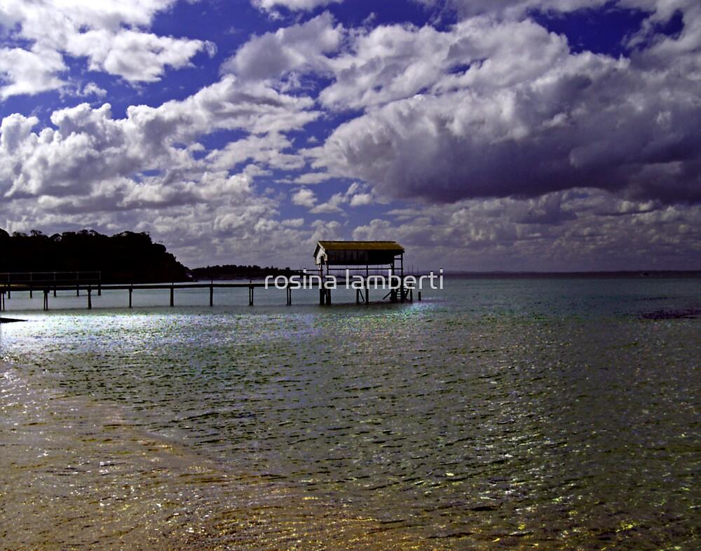 Shelly Beach,Portsea,Australia by Rosina  Lamberti