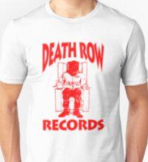 Death Row Records Chair Logo 2017 Hoodie T-Shirt